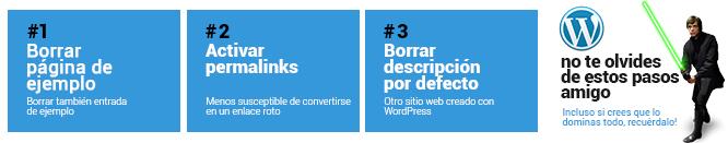 10 Pasos Básicos En WordPress Después De Su Instalación