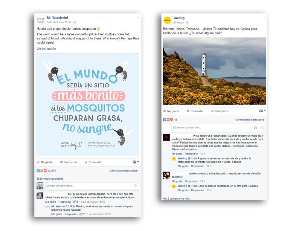 el poder del me gusta en facebook