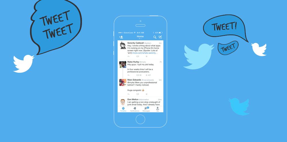 ¿Adiós A Los 140 Caracteres De Twitter?