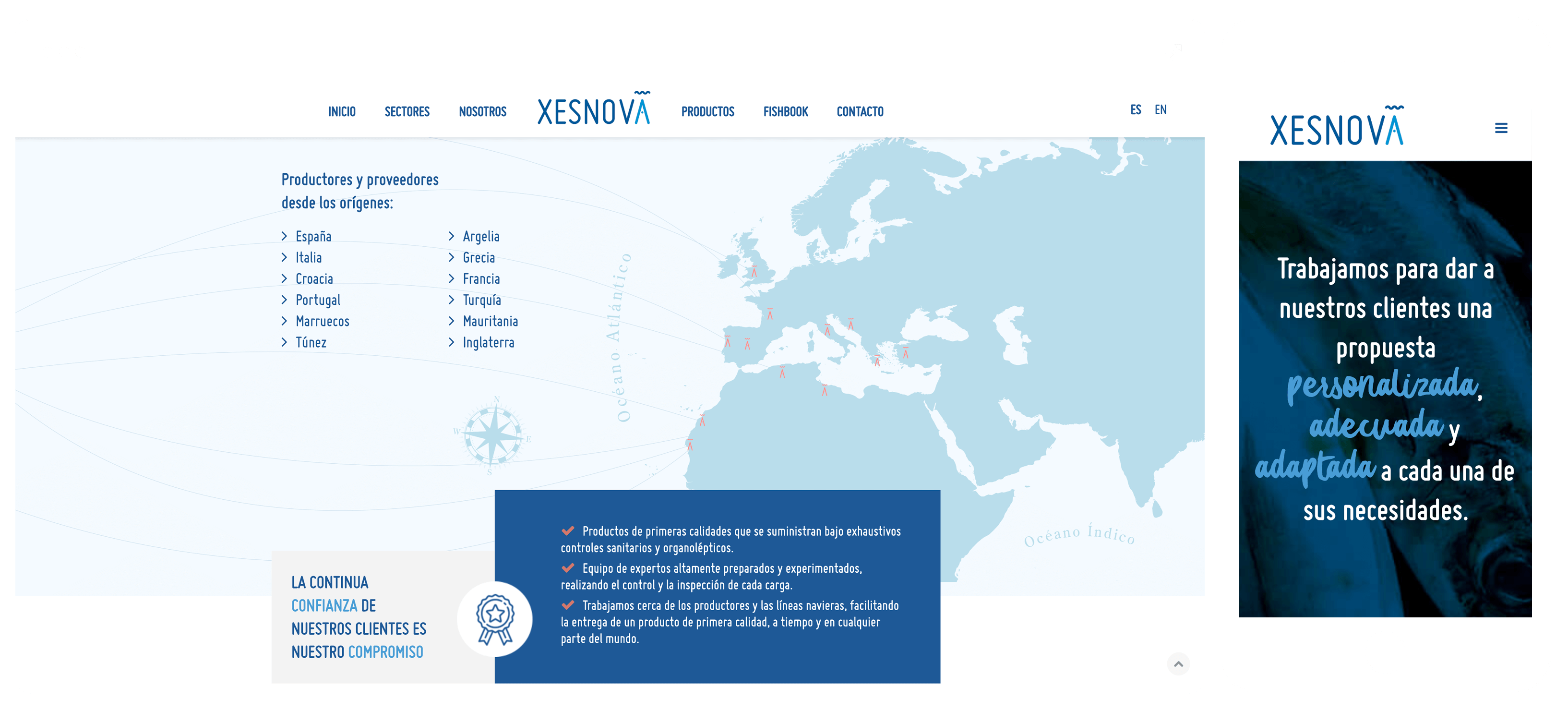 Desktop Movil Xesnova