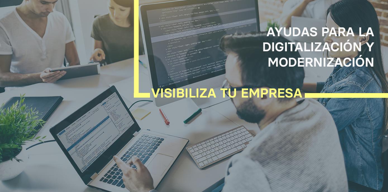 Visibiliza Tu Empresa: Apúntate A La Transformación Digital